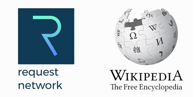 Wikimedia and Request Network