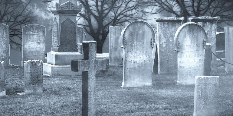 bitcoin dead funeral