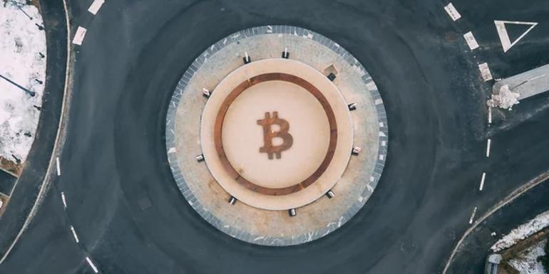 bitcoin monument slovenia