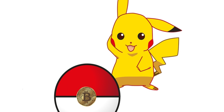 pokemon bitcoin lightning