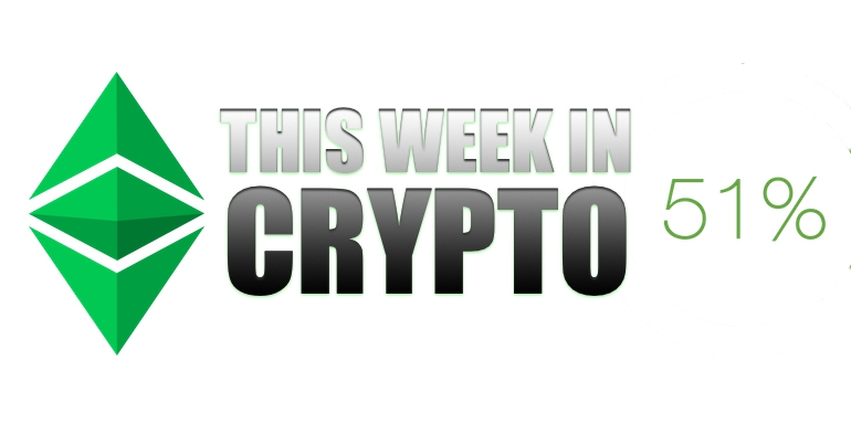 weekly crypto recap january 11 2019