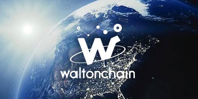 waltonchain fake giveaway