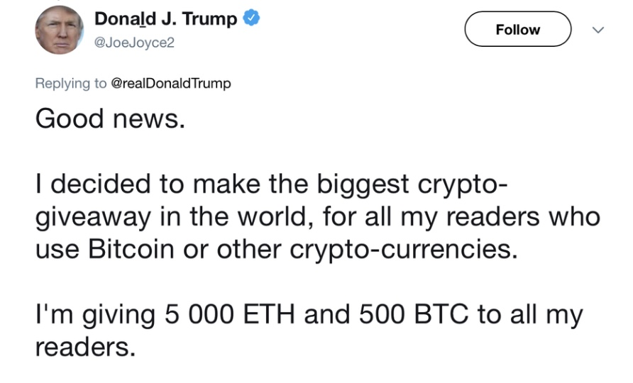 Pump and dump cryptocurrency twitter donald pro ball betting club review